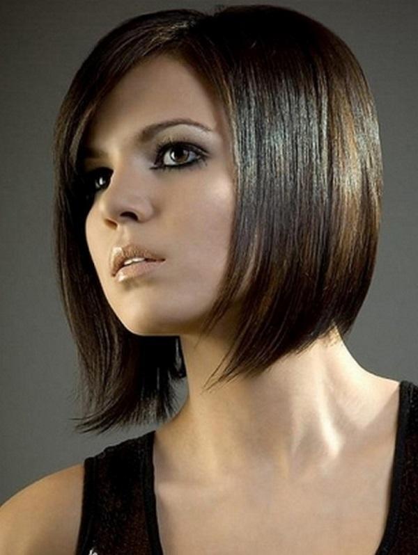 Potongan rambut disesuaikan dengan bentuk wajah. 1. Bentuk wajah yang